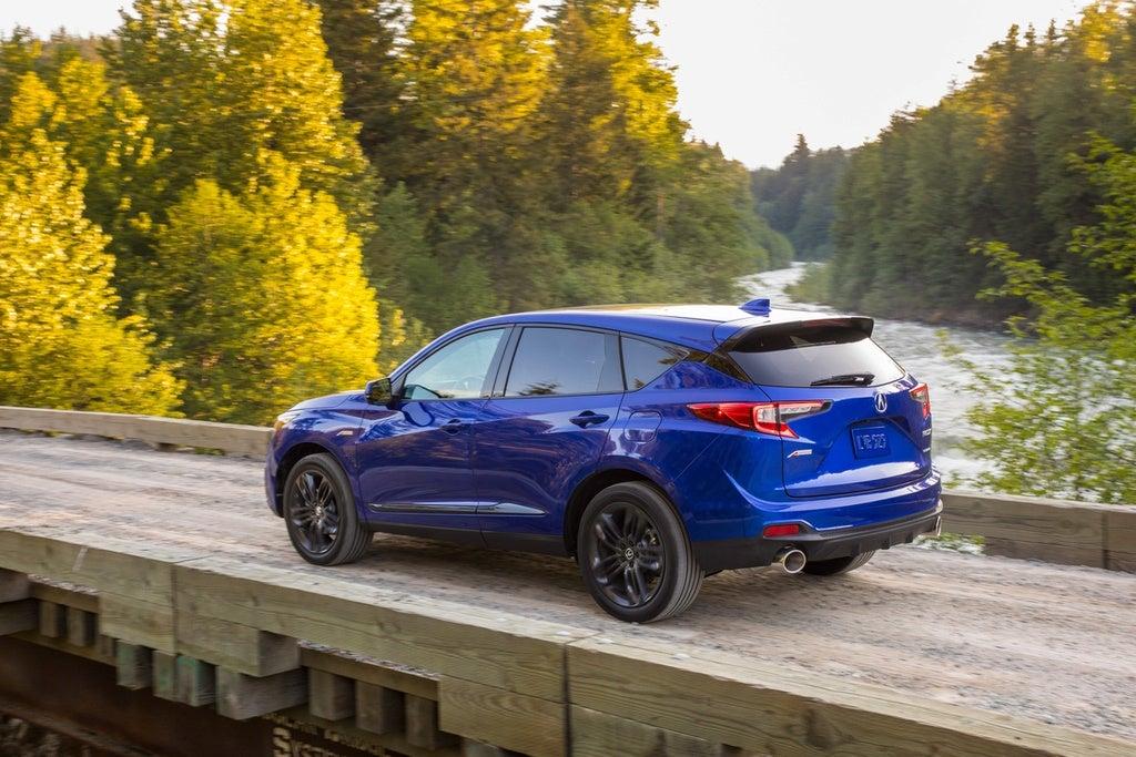 2019 Acura Rdx A Spec Review
