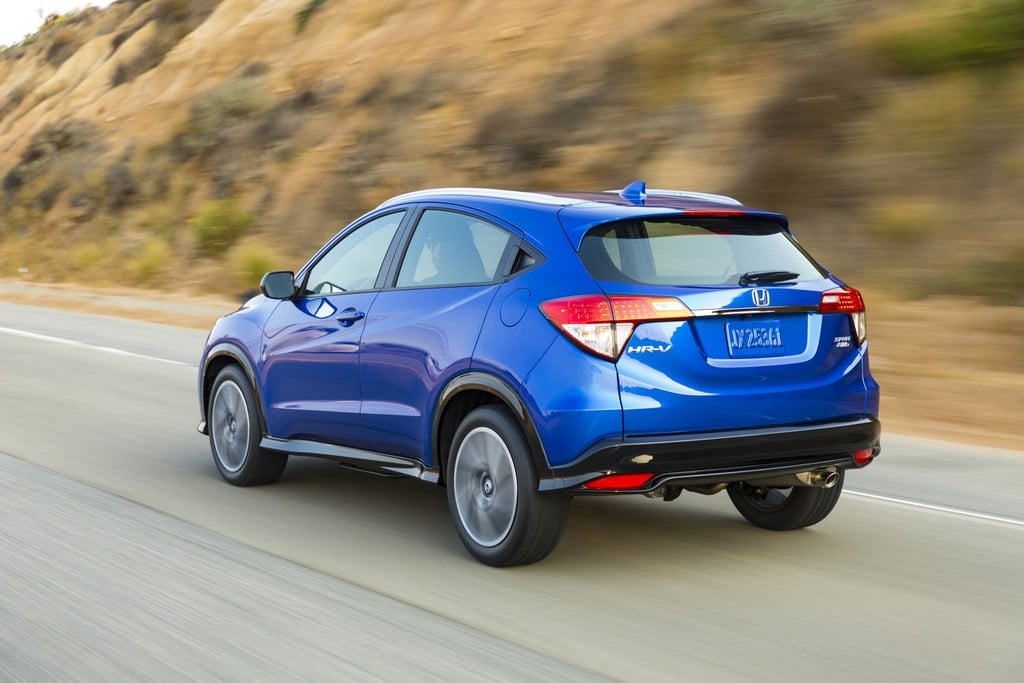 2019 Honda HR-V: New Look, New Features, Old Volume Knobs