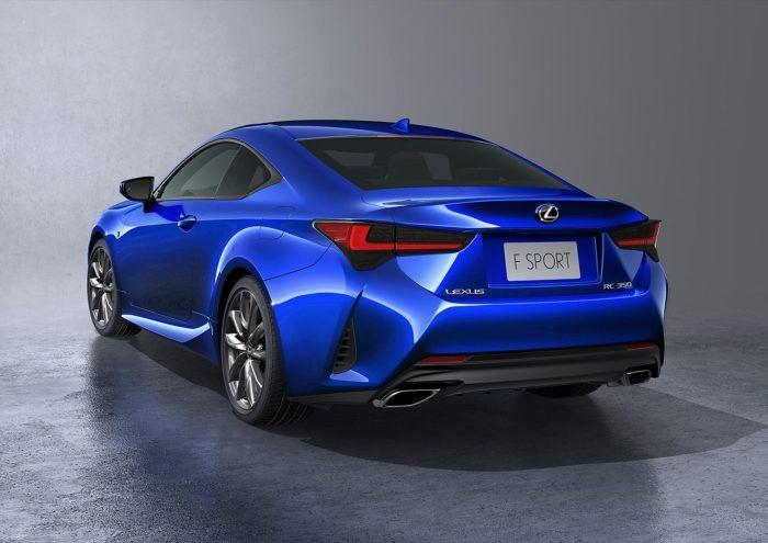 2019 Lexus RC4