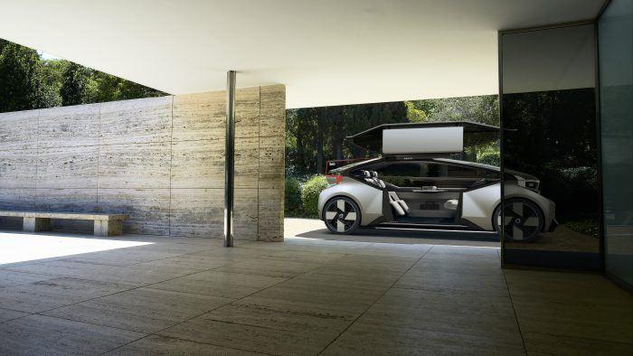 237062 Volvo 360c Exterior