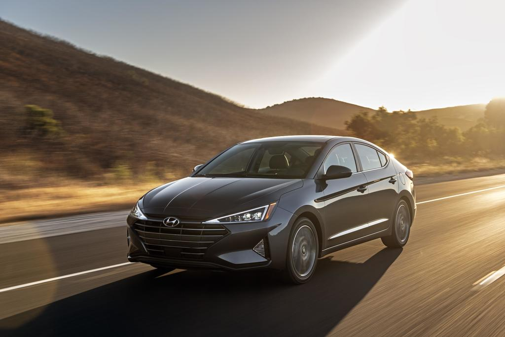 2019 Hyundai Elantra: All About Dat Safety Package