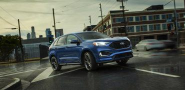 AWD Ford Edge 370x180 - 2019 Ford Edge: Now Powered By A.I. Technology