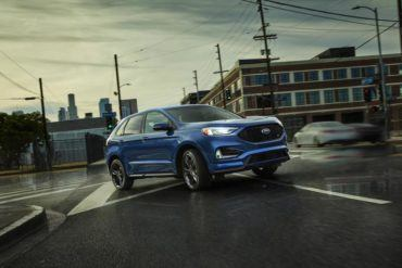 AWD Ford Edge
