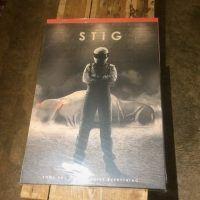 Displate Stig 200x200 - Displate Metal Prints Review: Cars, Movies, 80s Retro & More.