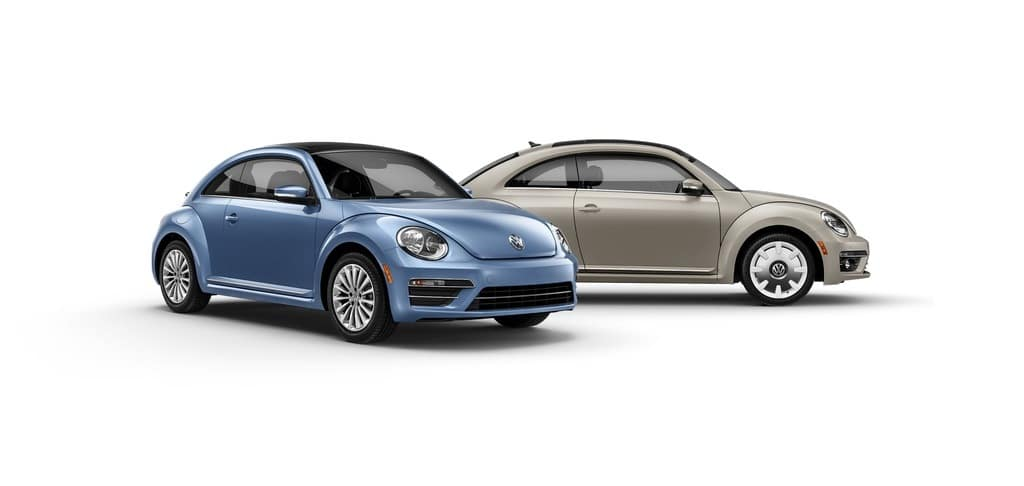 Vw Of America >> 2019 VW Beetle: All Dressed Up For The Last Time