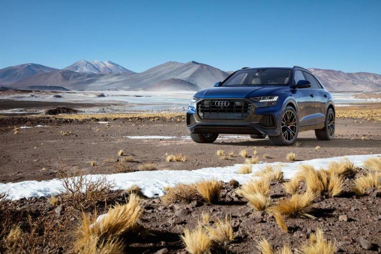 2019 Audi Q8: Oozing With Performance & Technology 24