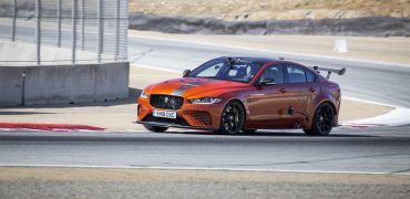 Jaguar XE SV Project 8 370x180 - Jaguar XE SV Project 8 Sets Another Speed Record