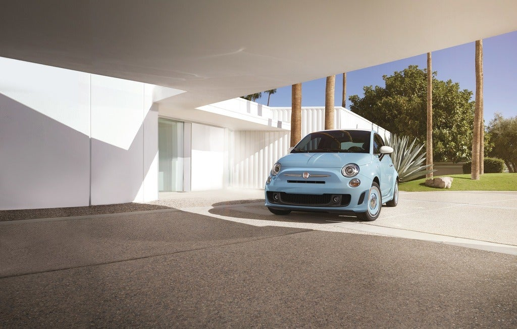 This Fiat 500 Throws It Back To 1957