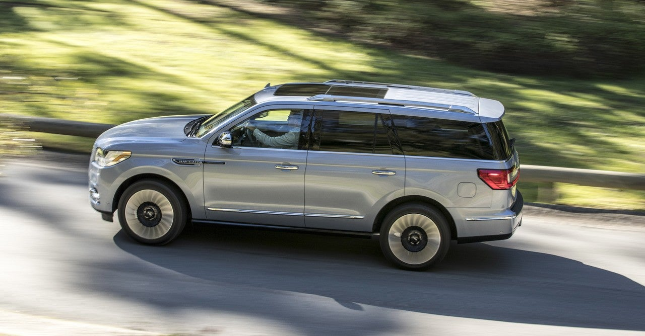 2018 Lincoln Navigator Review: Big, Brash & Loaded With Luxury