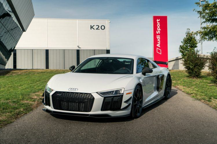 2018 Audi R8 Competition Package: Engage Gusto, Destroy Subtlety 15