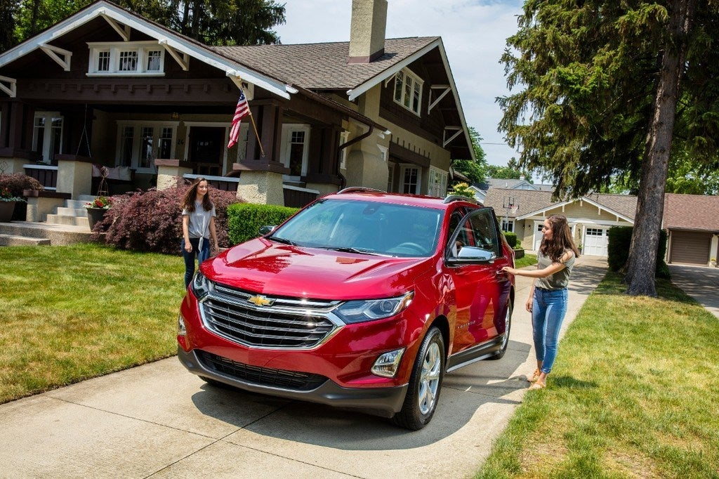 2018 Chevy Equinox Review: Fuel Efficient & Family-Minded