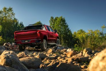 These Chevy Silverado Concepts Are Headed To SEMA 16