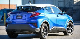 2018 Toyota C-HR Review: The Stylish Gas Hog