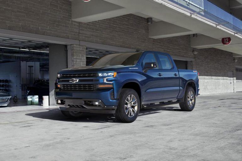 2019 Chevrolet Silverado 2 7l turbo