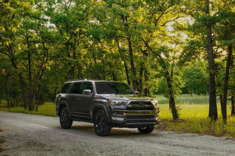2019 Toyota 4Runner Nightshade: All About Dat Traction
