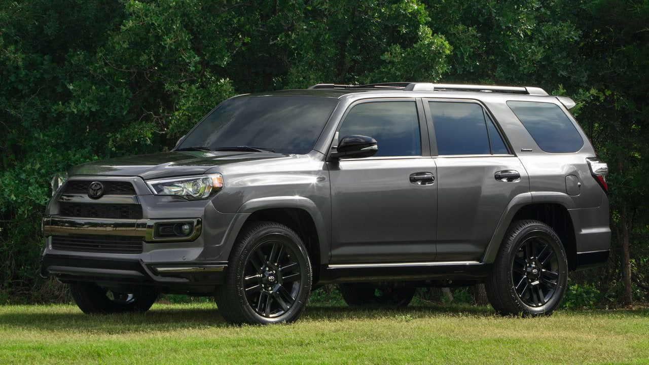 2019 Toyota 4Runner Nightshade Edition: All About Dat Traction