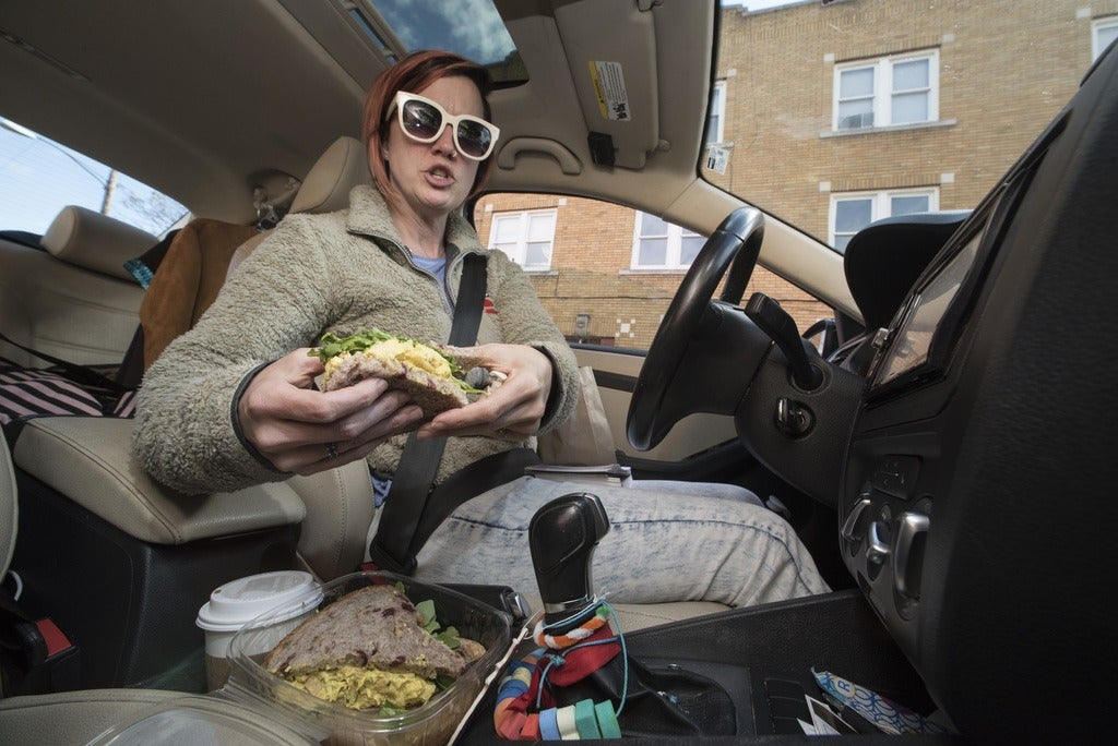 Texting & Eating: New Documentary Examines How Badly We Drive