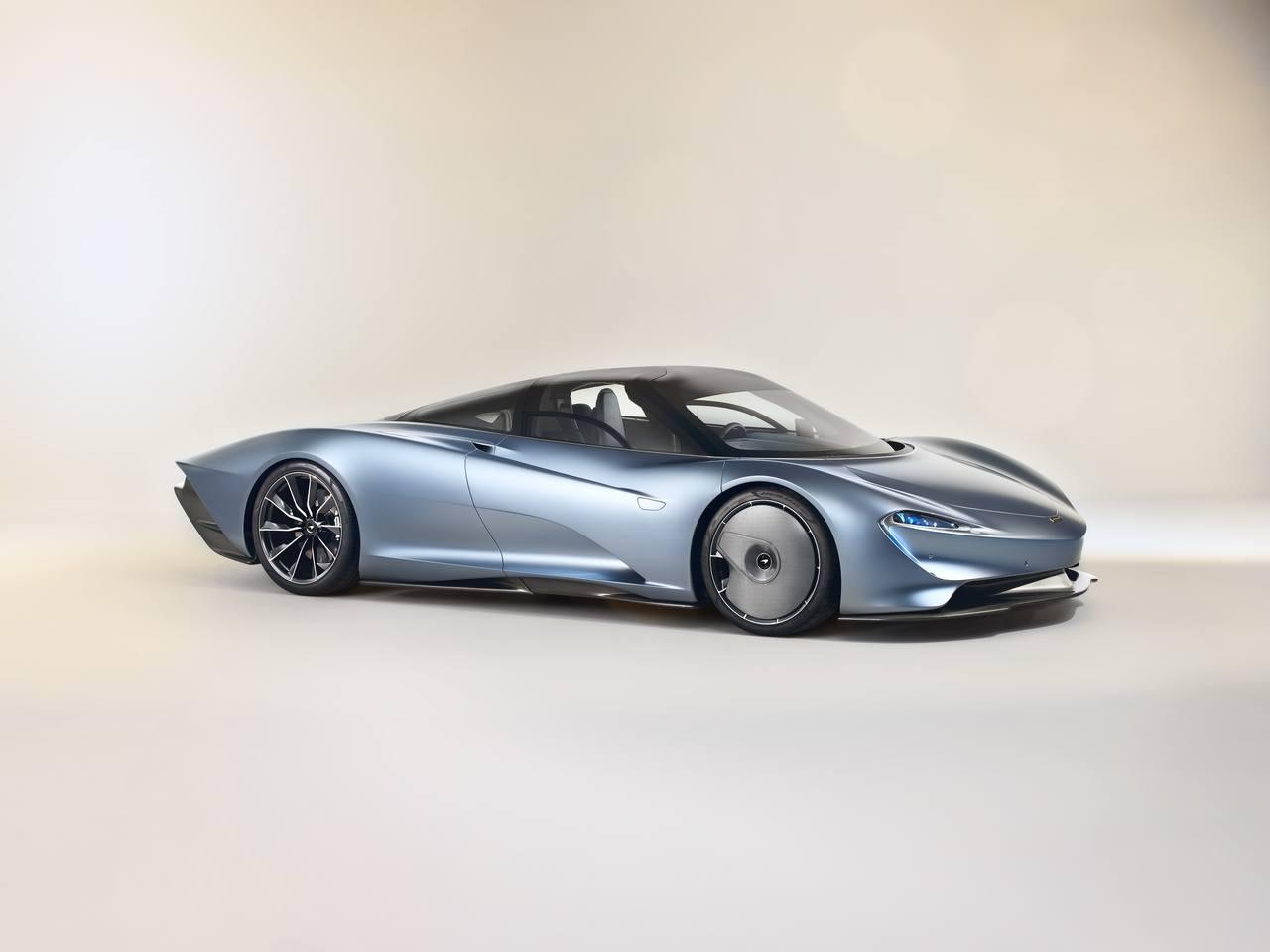 Building Your McLaren Speedtail: Like Savile Row With Horsepower!