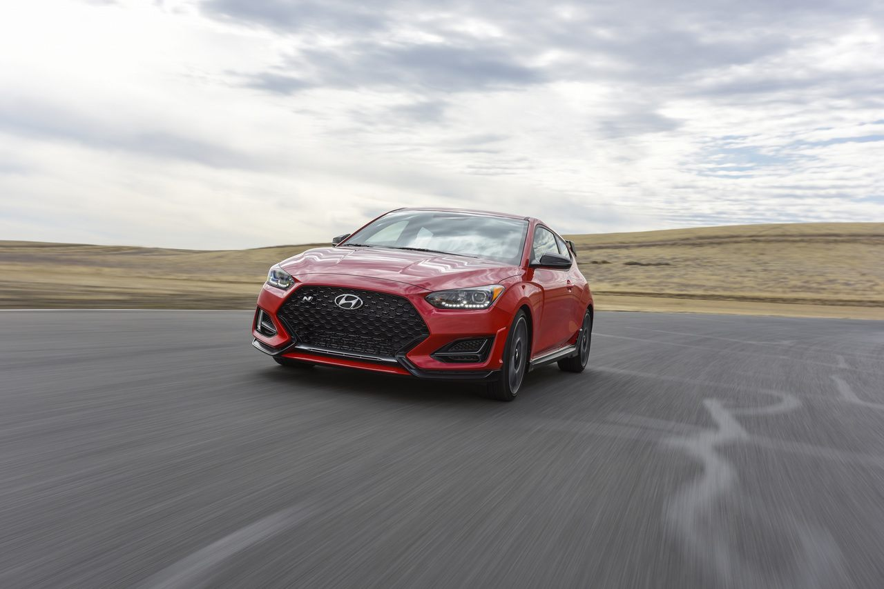 2019 Hyundai Veloster N: Does It Bite Or Just Bark?