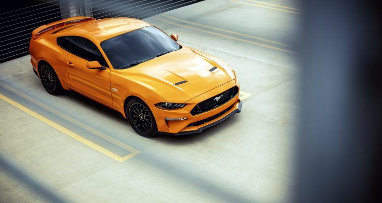 Orange Fury Mustang GT Coupe with Performance Pack 1 750x400 - 2018 Ford Mustang GT Review: One Quick Pony!