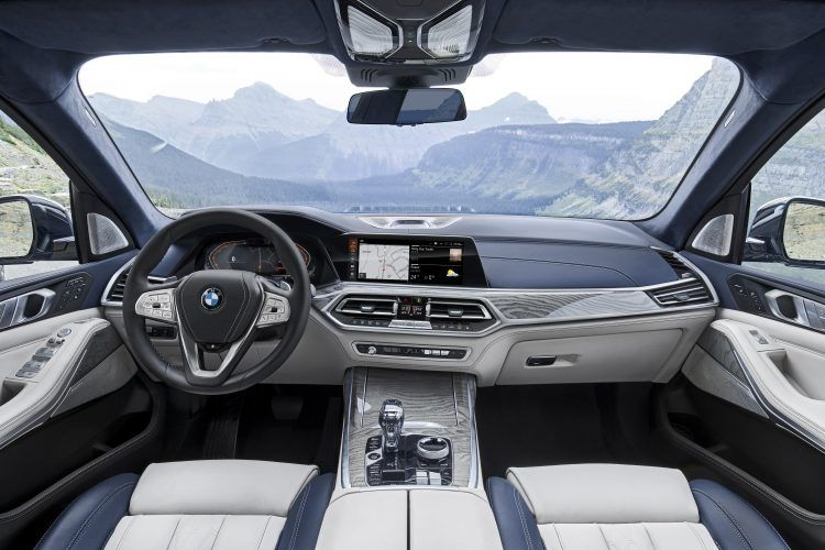 2019 BMW X7: The Beast From The East