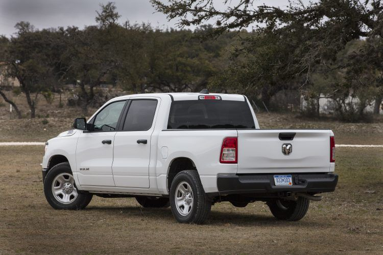 2019 Ram 1500 Tradesman Review: Simple But Effective 17