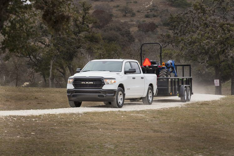 2019 Ram 1500 Tradesman Review: Simple But Effective