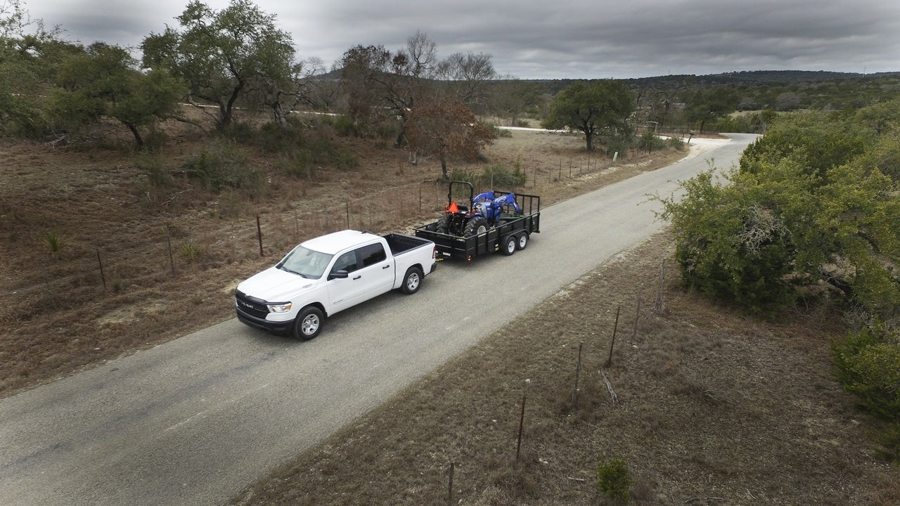 2019 Ram 1500 Tradesman Review: Simple But Effective 15