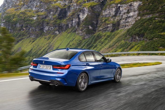 The all new 2019 BMW 3 Series. European Model Shown 281129