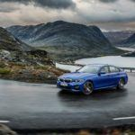 The all new 2019 BMW 3 Series. European Model Shown 28229