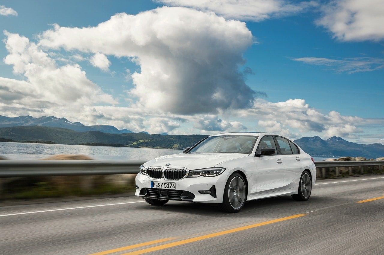 The all new 2019 BMW 3 Series. European Model Shown 283929