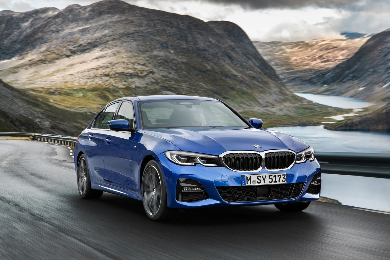 Bmw Model Range >> 2019 BMW 3 Series: Luxury Car, Sports Sedan Or Both?