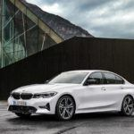 The all new 2019 BMW 3 Series. European Model Shown 285229