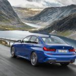 The all new 2019 BMW 3 Series. European Model Shown 28529