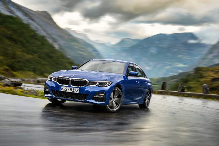 The all new 2019 BMW 3 Series. European Model Shown 28629