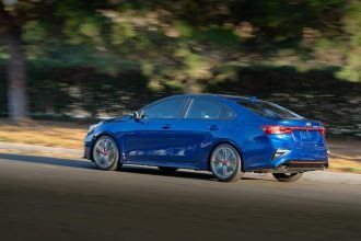 2020 Kia Forte GT: Little But Also Big
