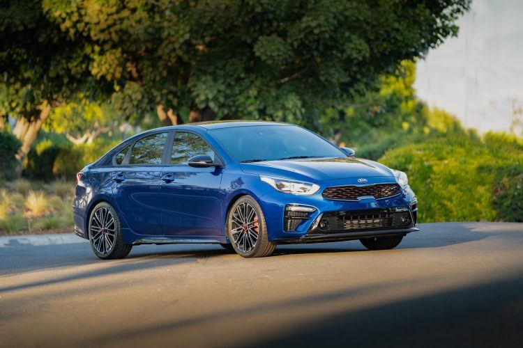 2020 Kia Forte GT: Little But Also Big 1
