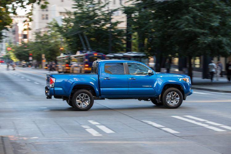 2016 Toyota Tacoma Ltd 15 55BF61555FB4297E883C4B195B2ECAA59B50AB99