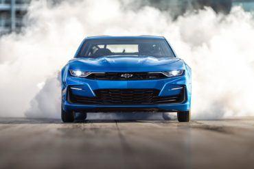 2018 SEMA Chevrolet eCOPO Concept 029