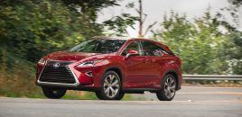 2018 Lexus RX 450h Review: Quiet & Comfortable