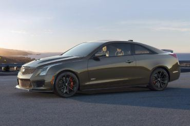 2019 Cadillac V-Series Pedestal Editions: Limited-Production Luxury Hot Rods 25