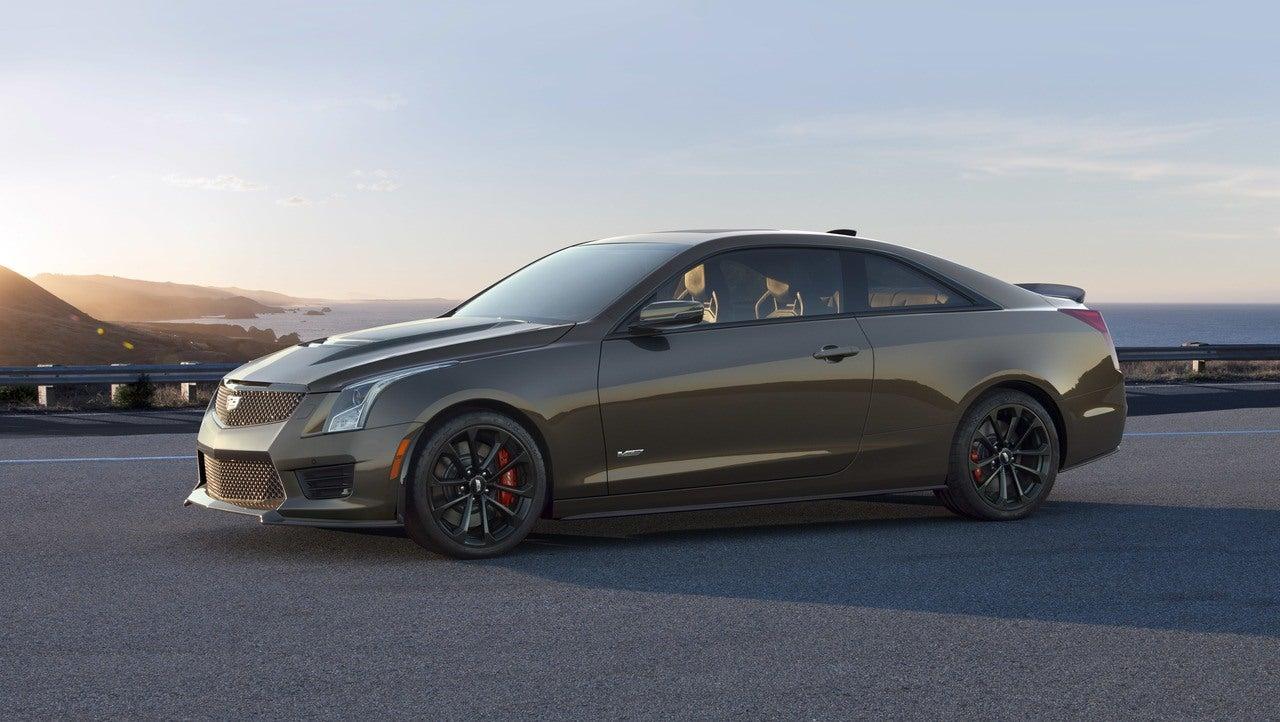 2019 Cadillac ATS V PedestalEdition 001