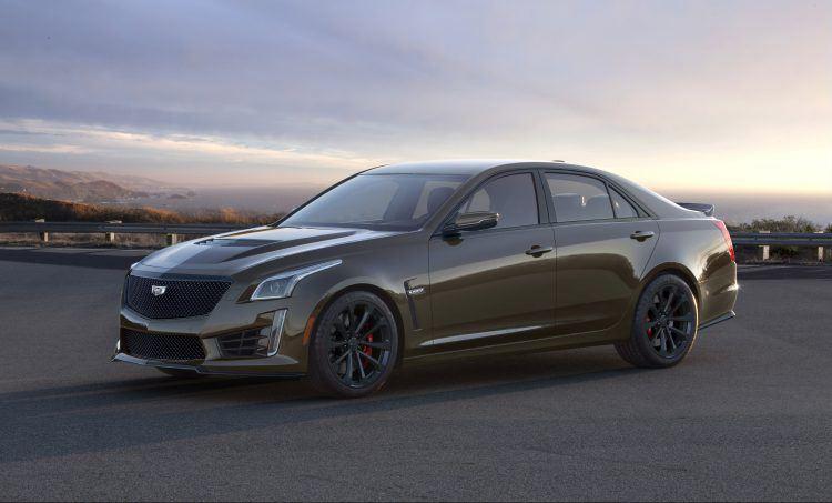 2019 Cadillac CTS V PedestalEdition 001
