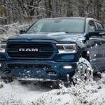 2019 Ram 1500 North front close offfroad