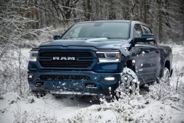 Ram 1500 North Edition: Over The River & Through The Woods (Literally) 31