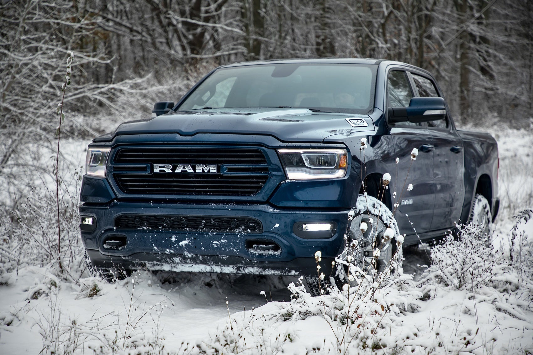 2019 Ram 1500 North front close offfroad