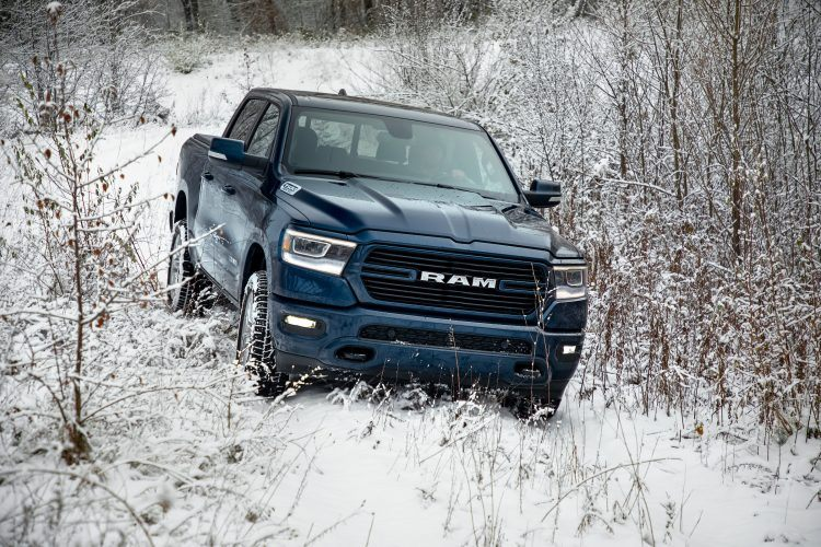 2019 Ram 1500 North front high off road