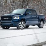 2019 Ram 1500 North front mid distance