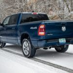 2019 Ram 1500 North rear 2