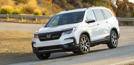 2019 Honda Pilot Elite Review: Good For The Family